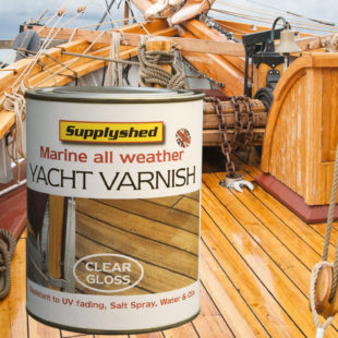 Marine Boat Yacht Varnish Gloss