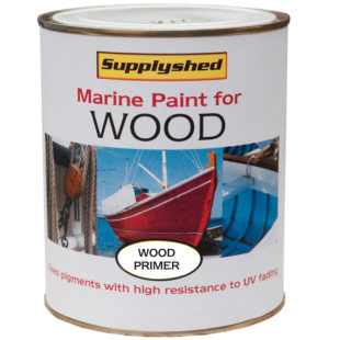 Wooden Boat Paint Primer