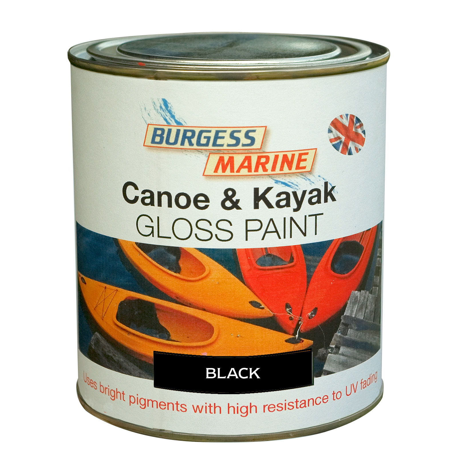Kayak Gloss Paint