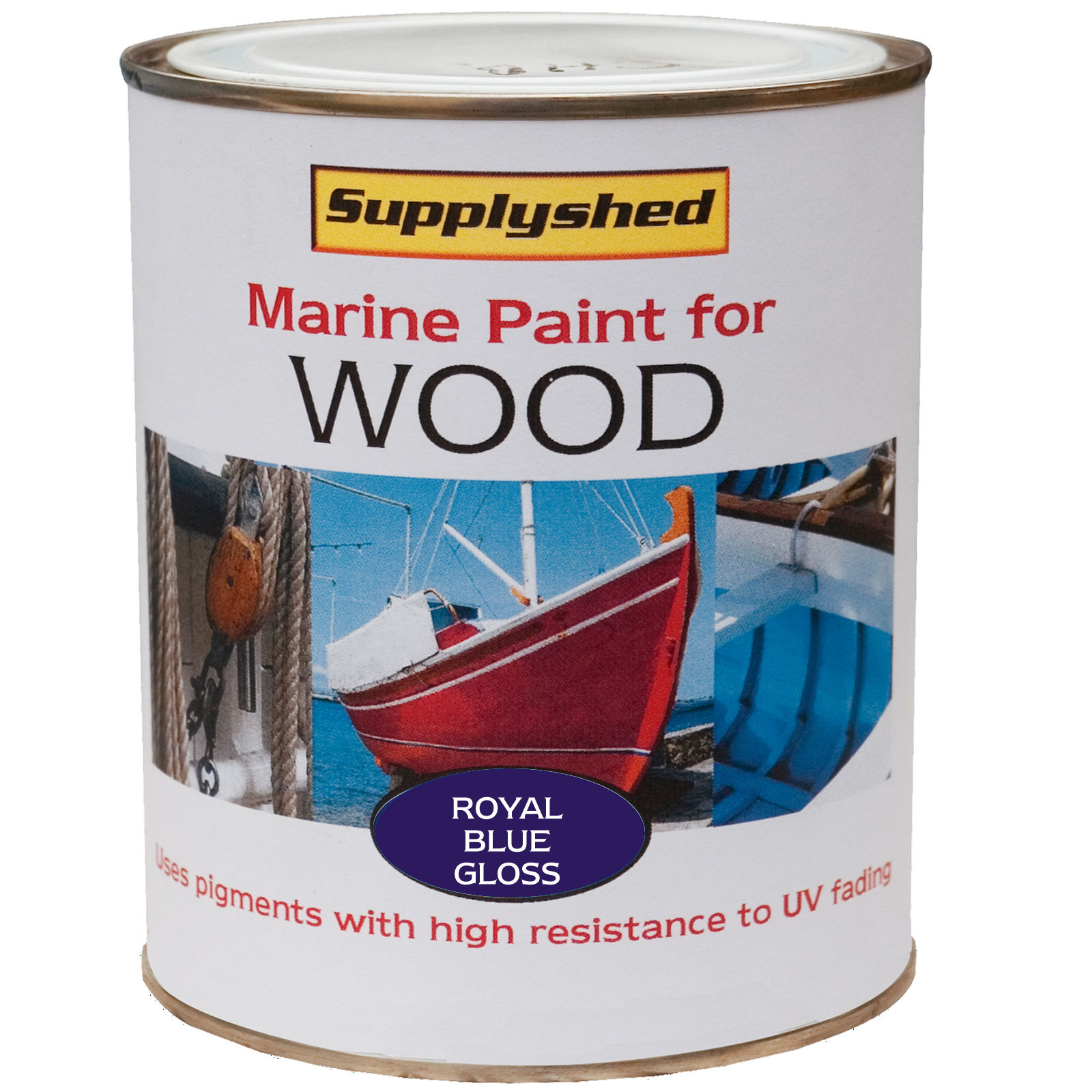 Marine Gloss Wooden Boat Paint Over Paints Most Other Paint Types No Expensive Thinners Needed