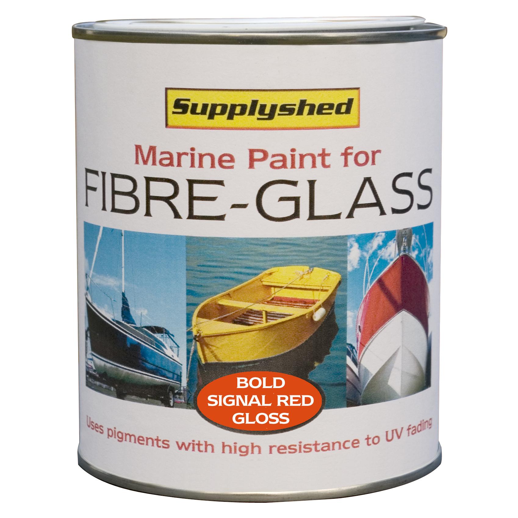 Marine Gloss Fibreglass Boat Paint Grp Gelcoat 750ml 1 Litre