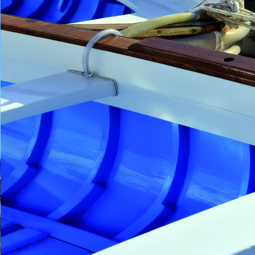 Wooden Boat Paint
